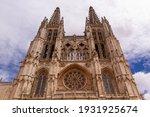 Low Angle Shot Of Burgos'...
