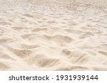 Sand On The Beach For...