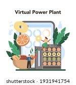 fruit farming industry online...   Shutterstock .eps vector #1931941754