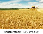 Photo Of Combine Harvester Tha...