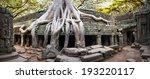 angkor wat cambodia. ta prohm... | Shutterstock . vector #193220117