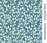 watercolor seamless pattern... | Shutterstock . vector #1932327641