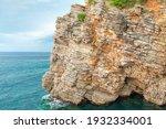 Sedimentary Coastal Rock Washed ...