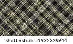 ragged grungy old fabric... | Shutterstock .eps vector #1932336944