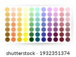 color palette. table color...   Shutterstock .eps vector #1932351374