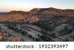 Crowders Mountain At Sunset ...