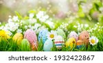 Beautiful Postcard With Easter...