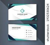 creative coorporate business... | Shutterstock .eps vector #1932530624