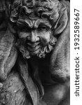 Antique Statue Of Faunus ...