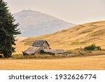 Steptoe Barn Washington State....