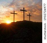 Golgota  Place Of Jesus'...