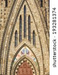 details of catholic church at...   Shutterstock . vector #193281374