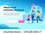 flat isometric design concept ...   Shutterstock .eps vector #1932818417