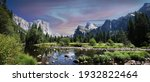 Yosemite Valley In The Yosemite ...
