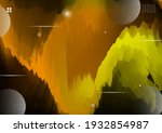 abstract background with... | Shutterstock .eps vector #1932854987