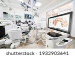 Interior Of Stomatology Cabinet ...