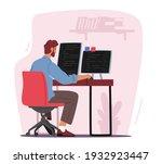 website programming concept....
