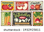 signs and advertisement... | Shutterstock .eps vector #1932925811