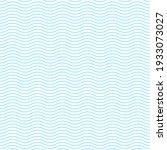 vector seamless pattern of blue ... | Shutterstock .eps vector #1933073027