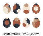 set of minimalistic geometric... | Shutterstock .eps vector #1933102994