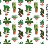 seamless pattern from different ...   Shutterstock .eps vector #1933105901