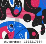 Abstract Art Painting Print  ...