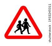 School Crossing Sign  Roadsign...