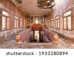 Remains Of The Abandoned Prison ...