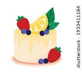Sweet Delicious Mini Cake....