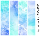 watercolor background abstract...   Shutterstock . vector #193361765