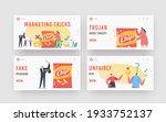 fake packaging marketing tricks ... | Shutterstock .eps vector #1933752137