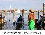 Romantic Sunset In Venice ...