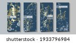 liquid marble painting... | Shutterstock .eps vector #1933796984