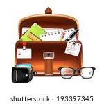 business set   Shutterstock .eps vector #193397345