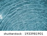 Texture Of Water In Swimming...