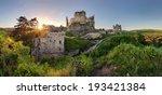 slovakia castle   divin | Shutterstock . vector #193421384