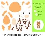 cut and glue paper little...   Shutterstock .eps vector #1934335997