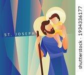 Saint Joseph St. Joseph With...