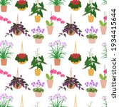 seamless pattern from different ...   Shutterstock .eps vector #1934415644