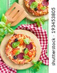 pizza | Shutterstock . vector #193453805