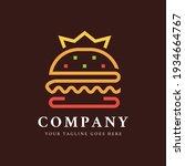 Royal Burger Logo   Hamburger  ...