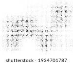 dotted backdrop with circles ...   Shutterstock .eps vector #1934701787