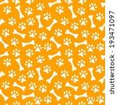 Animal Seamless Vector Pattern...