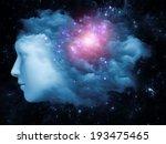 universal mind series. creative ... | Shutterstock . vector #193475465