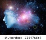 universal mind series. creative ... | Shutterstock . vector #193476869
