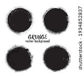 Vector Round Brush Buttons....