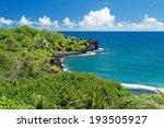 hawaii paradise on maui island | Shutterstock . vector #193505927