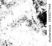 black and white grunge texture. ...   Shutterstock .eps vector #1935077444