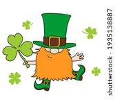 St. Patrick's Day Irish Gnome...