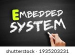 Embedded System Text On...